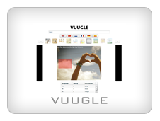 VUUGLE image search engine in FLEX