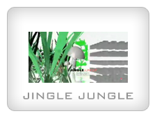 Jingle Jungle - Music Creation in a 3D world - Open Scene Graph Application